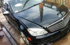 Mercedes Benz C300 2008 Black for sale