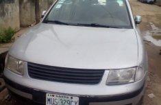 Volkswagon Passat 2002 Silver FOR SALE