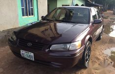Clean Toyota Camry 2000 Red for sale