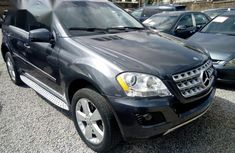 Mercedes-benz ML350 2012 Gray for sale