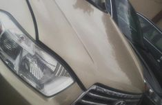 Clean Toyota Highlander 2008 Gold FOR SALE