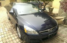 Honda Accord 2007 Blue for sale