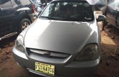 Kia Rio 2002 Silver for sale
