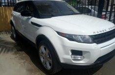 Range Rover Evoque 2013 White FOR SALE