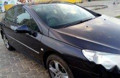 Clean Peugeot 407 2010 Blue for sale