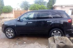 Acura MDX 2008 Black for sale