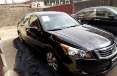 Used Honda Accord 2010 Black For Sale