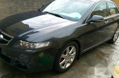Acura TSX 2005 Gray for sale