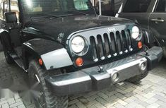 Jeep Wrangler 2012 Black for sale