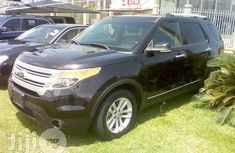 Ford Explorer Xlt 2014 Black for sale