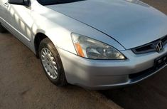 Tokunbo Honda Accord 2005 Silver for sale