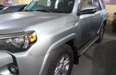 Naija Used Toyota 4runner 2014 Silver FOR SALE