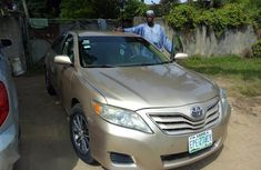 Used Toyota Camry 2010 Gold FOR SALE