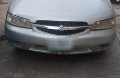 Clean Nissan Altima 2001 Silver for sale