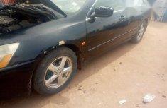 Honda Accord EOD 2003 Black for sale
