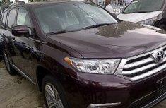 Toyota Highlander 2010 brown for sale