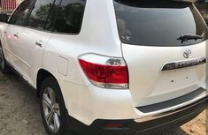 Foreign used Toyota Highlander 2010 FOR SALE