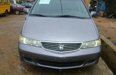 Buy and drive tokunbo Honda ODYSSEY  2009 for sale