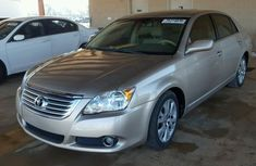 DIRECT TOKUNBO TOYOTA AVALON 2005 silver for sale