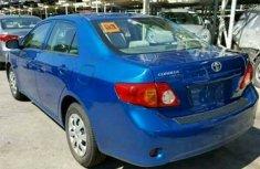 Toyota Corolla 2010 le for sale