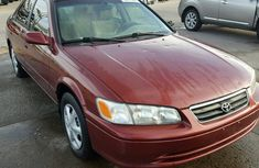 2001 Toyota Camry for sale