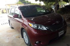 Used Toyota Sienna XLE 2016 for sale