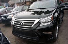 Clean Lexus GX 460 2015 Black for sale