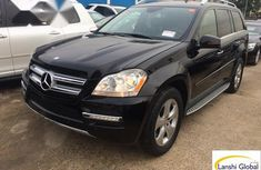 Tokunbo Mercedes Benz GL450 2012 Black for sale