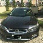 Honda Accord 2013 Automatic Petrol ₦4,100,000