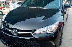Toyota Camry 2016 Petrol Automatic Black