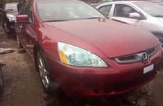 2005 Honda Accord Automatic Petrol well maintained