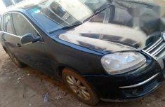 Volkswagen Jetta FSI 2007 Black For Sale