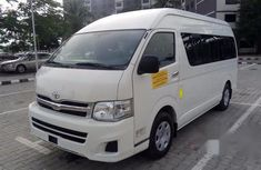 Tokunbo Toyota Hiace Bus 2014 for sale