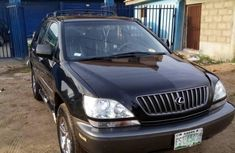 Lexus RX 2001 ₦1,650,000 for sale