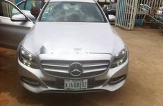 2016 Mercedes-Benz C180 Automatic Petrol well maintained