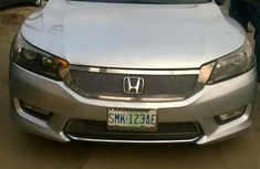 Used Honda Accord 2013 Silver for sale