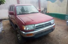 Toyota 4Runner 1999 Red for sale