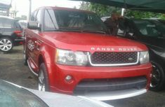 Land Rover Range Rover Sport 2014 Petrol Automatic Red