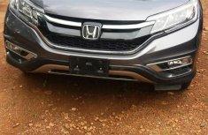 Honda CRV 2016 Gray FOR SALE