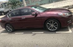 Honda Accord 2013 Automatic Petrol ₦5,500,000