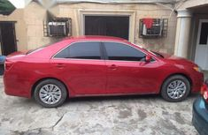 Toyota Camry Automatic 2012 Red FOR SALE