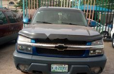 2003 Chevrolet Avalanche Petrol Automatic