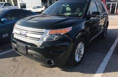 CLEAN 2010 FORD EXPLORER GREEN FOR SALE.