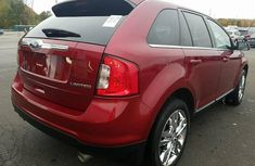 CLEAN 2010 FORD EXPLORER RED FOR SALE.