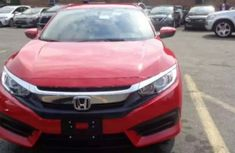 Honda Civic 2017 in good condition for sale