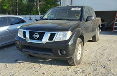 CLEAN 2003 NISSAN FRONTIER BLACK FOR SALE.