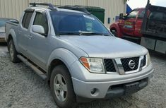 CLEAN 2003 NISSAN FRONTIER SILVER FOR SALE.