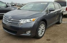 CLEAN AND NEAT TOYOTA VENZA 2008 GREY FOR SALE