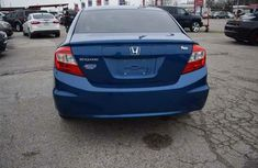 Supper Clean Honda Civic 2014 Blue For sale