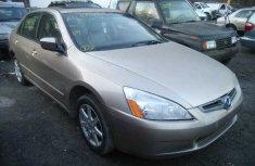 Honda Accord 2006 Beige for sale
